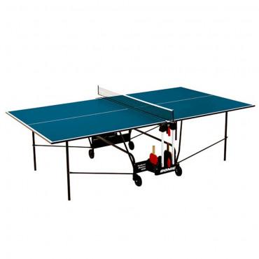 Теннисный стол Donic Indoor Roller 400/ синий