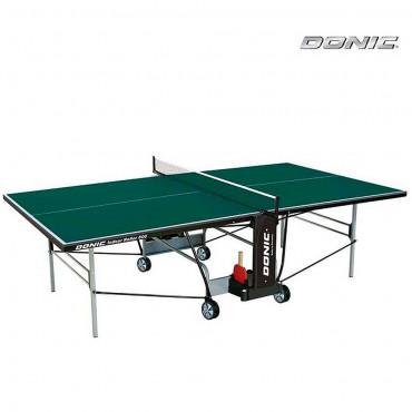 Теннисный стол Donic Indoor Roller 800/ зеленый