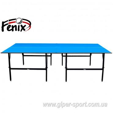 "Теннисный стол ""Феникс"" Basic M16 синий"