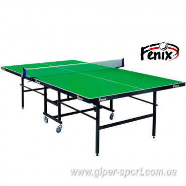 """Теннисный стол """"Феникс"""" Home Sport M16 зеленый"""