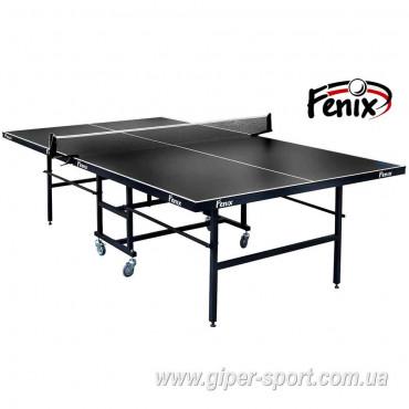 """Теннисный стол """"Феникс"""" Home Sport M19 черный"""
