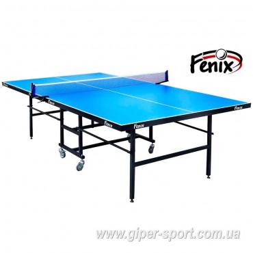 "Теннисный стол ""Феникс"" Home Sport M16 синий"
