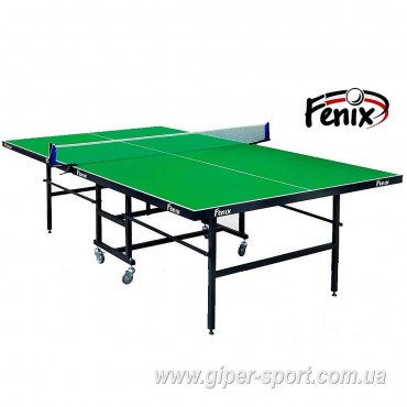 """Теннисный стол """"Феникс"""" Junior, зеленый"""