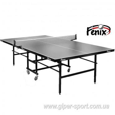 """Теннисный стол """"Феникс"""" Junior, антрацит"""