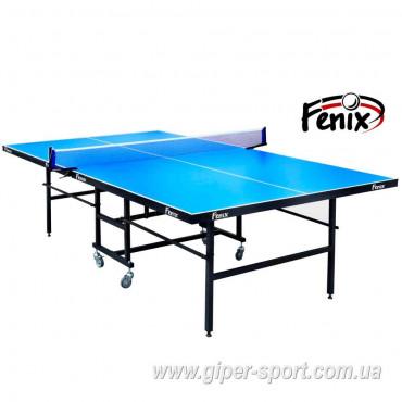 """Теннисный стол """"Феникс"""" Junior синий"""