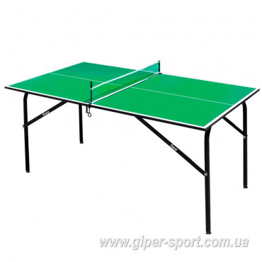 """Теннисный стол """"Феникс"""" Kids зелёный"""
