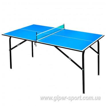 "Теннисный стол ""Феникс"" Kids синий"