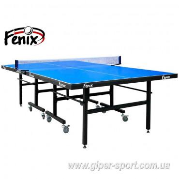 """Теннисный стол """"Феникс"""" Master Sport M19 синий"""