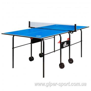 """Стол теннисный """"GSI-sport"""", модель """"Cadet"""", артикул Gs-1"""