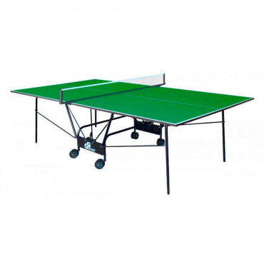 "Стол теннисный ""GSI-sport"", модель ""Compact Light"" артикул Gp-4"