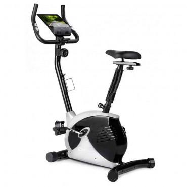 Велотренажер Hop-Sport HS-2080 Spark Silver вертикальный