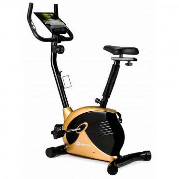Велотренажер Hop-Sport HS-2080 Spark Gold вертикальный