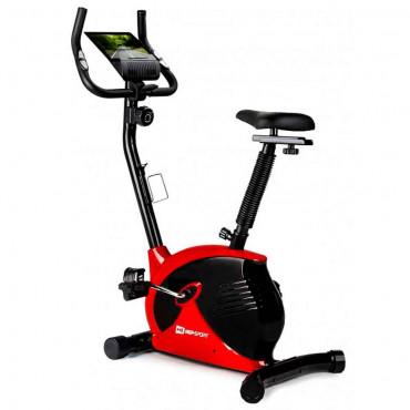 Велотренажер Hop-Sport HS-2080 Spark Red вертикальный