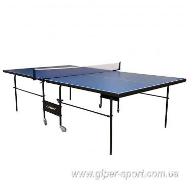 Теннисный стол «Standart Active» М16 синий