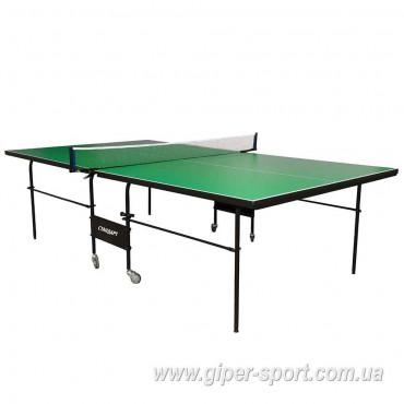 Теннисный стол «Standart Active» М16 зелёный
