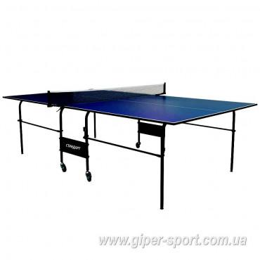 Теннисный стол «Standart» М16 синий